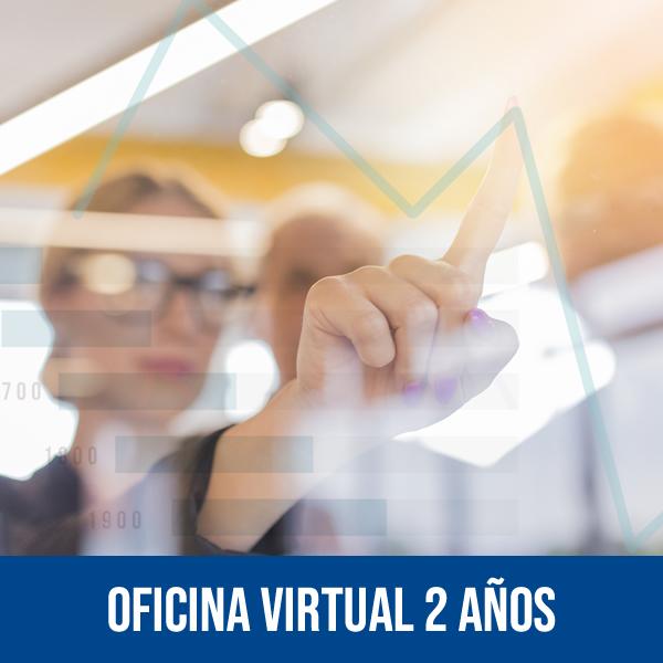 Oficina Virtual – 2 Años
